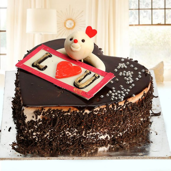 Luxuriant Black Forest Cake Box Of Cake